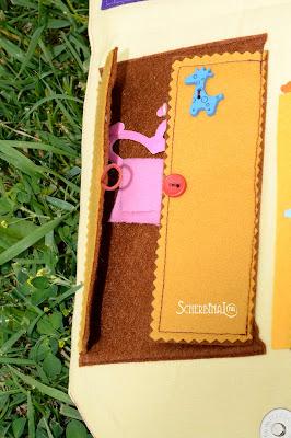 сумка домик, развивающие игрушки