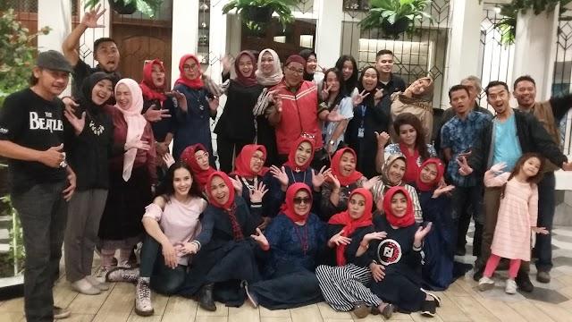 Jalin Silaturahmi, Wisata Selfie Kagum Grup Ajak Bukber Pelaku Wisata Dan Wedding Organizer