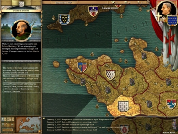 Crusader Kings Complete PC Full PROPHET