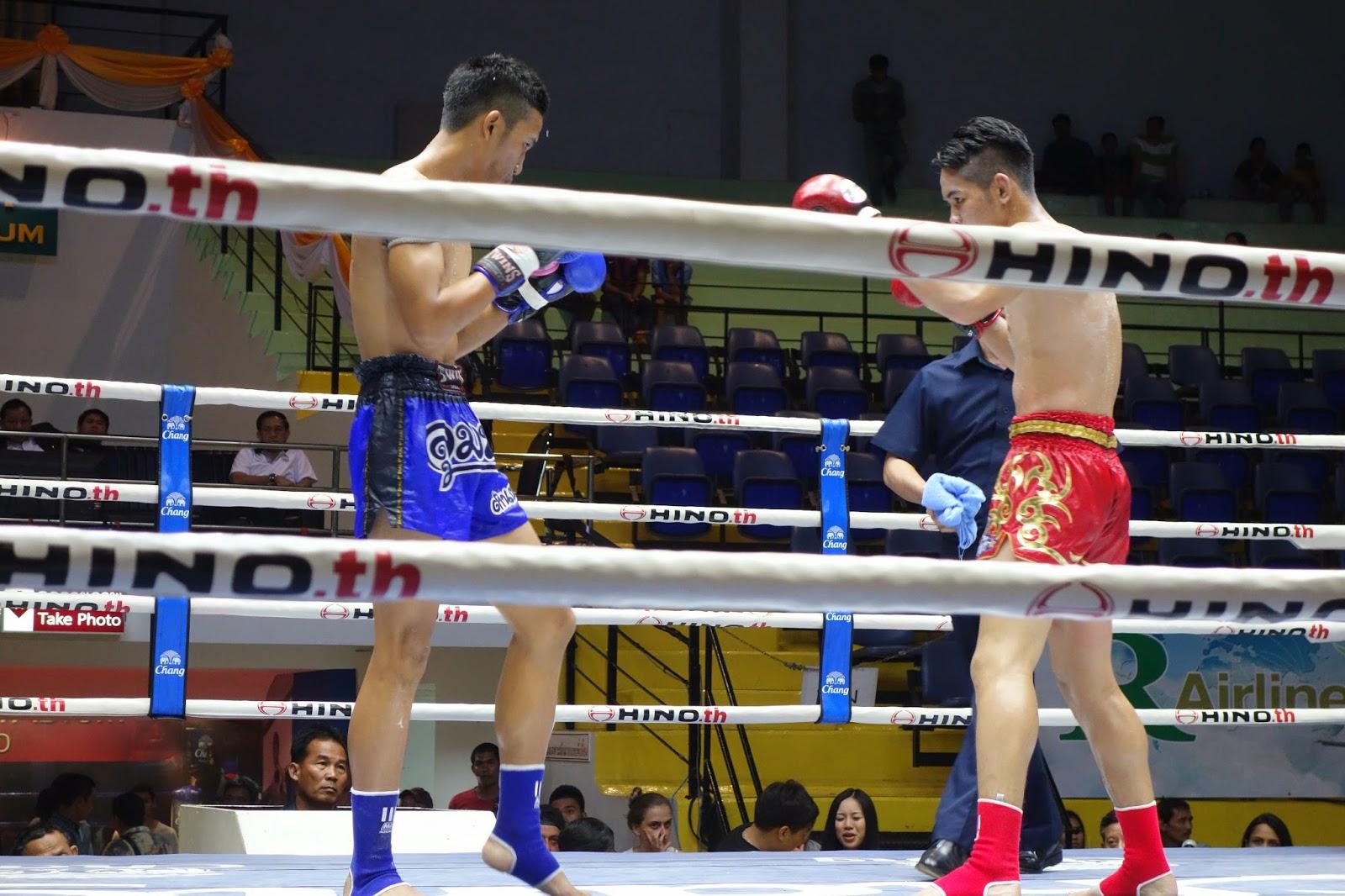 想到曼谷看泰拳比賽? 不可不知的四大觀賞地點