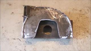 tutorial cara membuat circular sawa dari gerinda