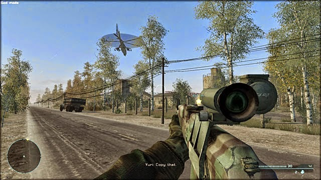 Chernobyl Commando 2013 Pc Game Free Download Full Version