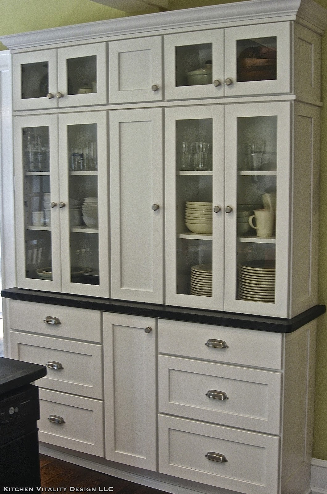 a built in kitchen hutch kitchen hutch cabinets featured image via