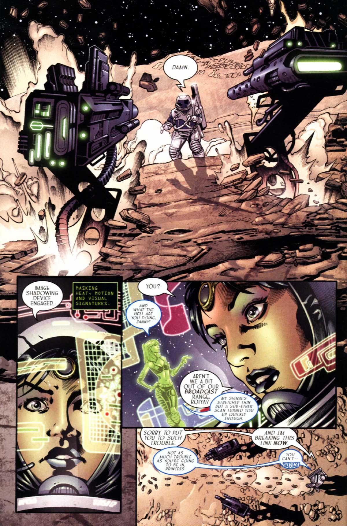 Read online Sigil (2000) comic -  Issue #21 - 8