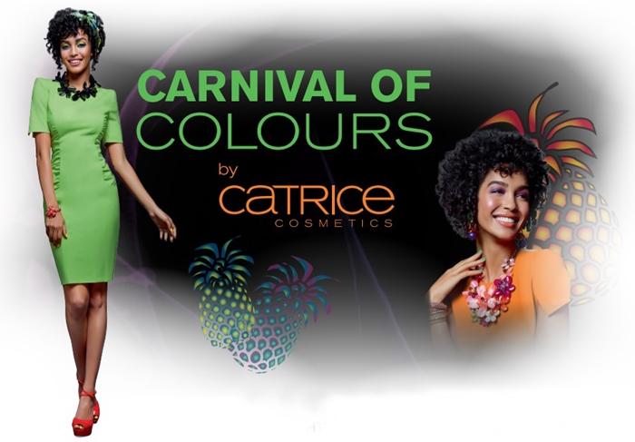Catrice ''Carnival of Colours'' - edycja limitowana