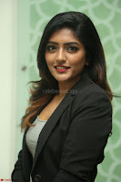 Actress Eesha Looks gorgeous in Blazer and T Shirt at Ami Tumi success meet ~  Exclusive 058.JPG