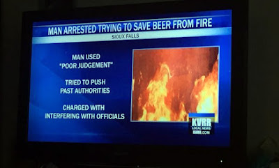 tv headline funny fail