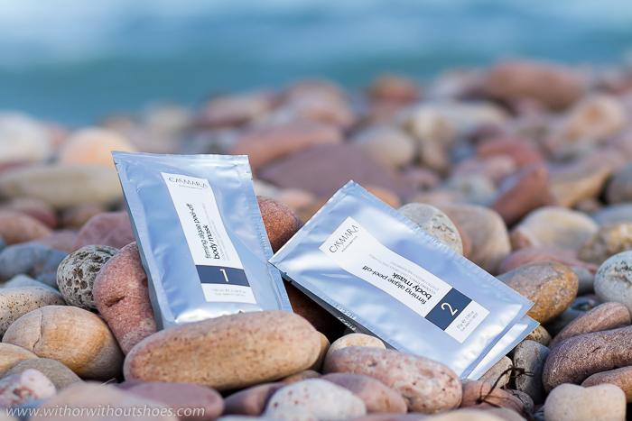 Mascara de algas para reducir centimetros de celulitis que se puede usar en casa y que funciona
