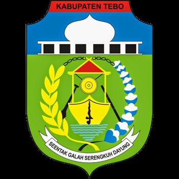 Logo Kabupaten Tebo PNG