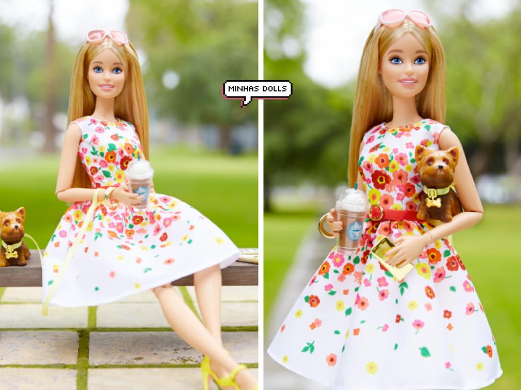 Minhas Dolls Novidades Barbie Collector 2016 The Barbie