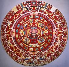 aztecs solar calendar