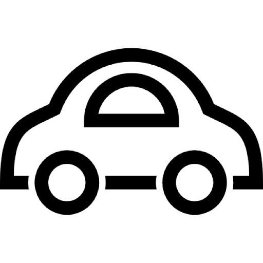 Molde auto carro template para el día del padre