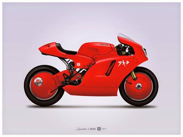 Ducati vs. Akira