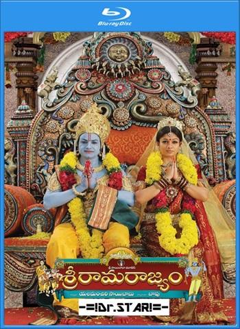 Sri Rama Rajyam 2011 UNCUT Dual Audio Hindi Bluray Download