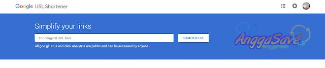 Cara Mudah Menggunakan Google URL Shortener