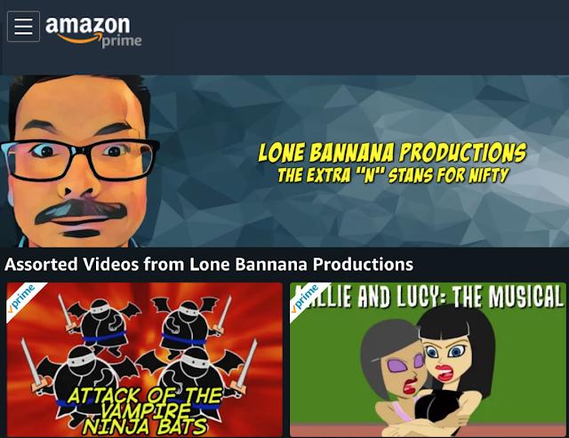 Amazon Prime Video Channel