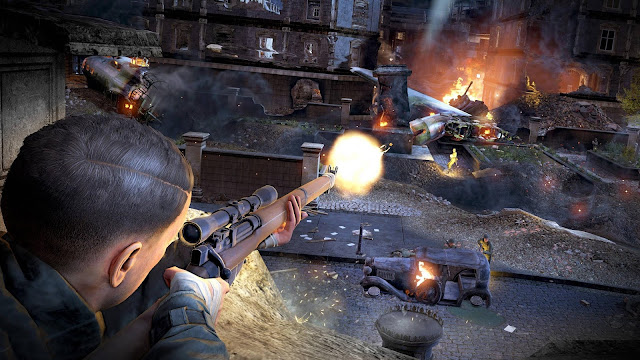 Sniper Elite V2 Remasterizado PC