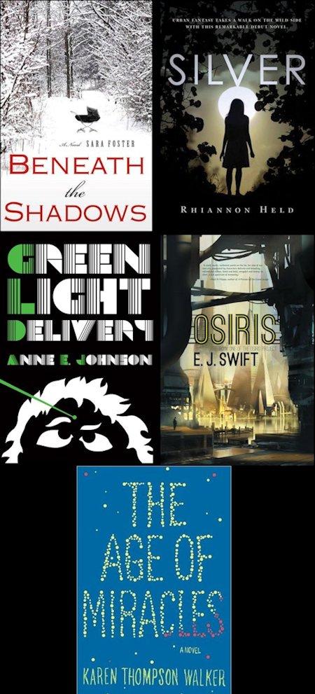 2012 Debut Author Challenge Cover Wars - June 2012 Winner