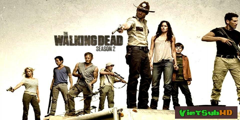 Phim Xác Sống 2 Hoàn tất (13/13) VietSub HD | The Walking Dead - Season 2 2011