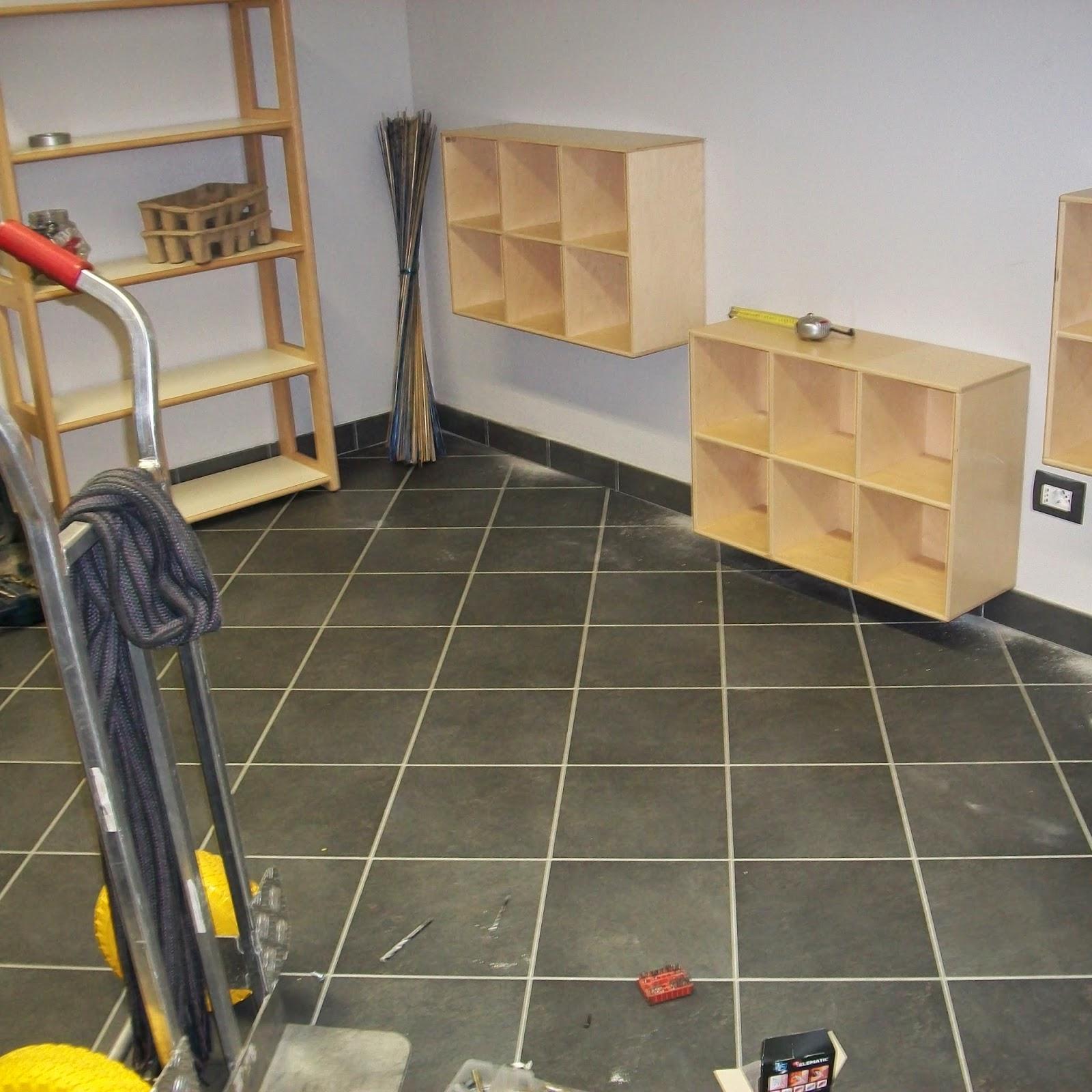 Organizzare lo spazio e arredare con materiali riciclati - Foto 6