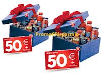 Logo Concorso ''Vinci Cirio con Carrefour'': in palio forniture di prodotti e buoni spesa da 50€