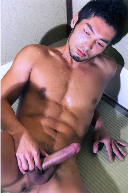 man asian gay Hot naked
