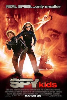 Sinopsis dan Jalan Cerita Film Spy Kids (2001)