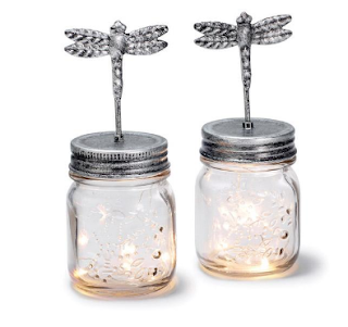 dragonfly place holders from Avon Living