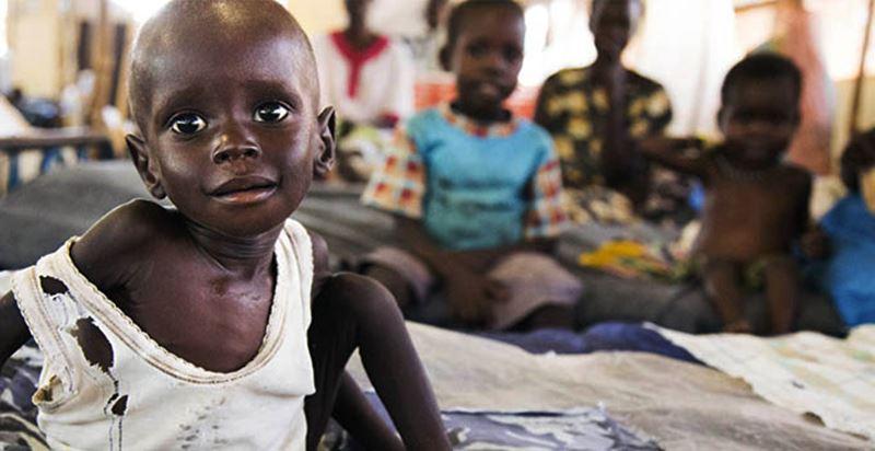 Her beş saniyede bir çocuk hayatını kaybediyor