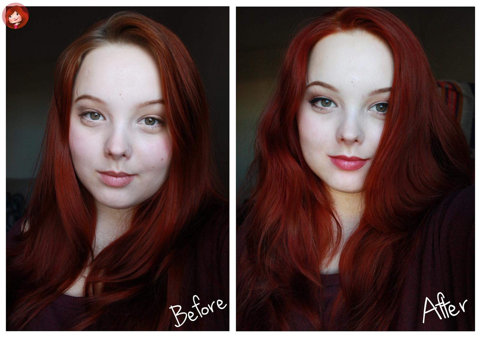 Hantastic Beauty Hair Tutorial How I Dye My Hair With Henna