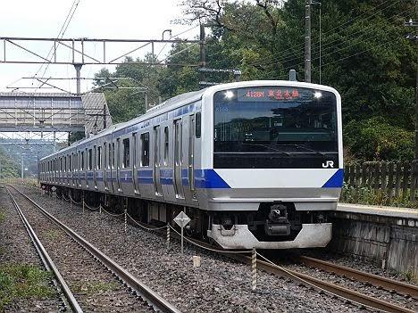【ダイヤ改正でまさかの新設!】E531系の東北本線 黒磯行き
