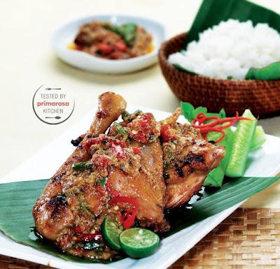 Ayam Cobek - Resep Olahan Ayam