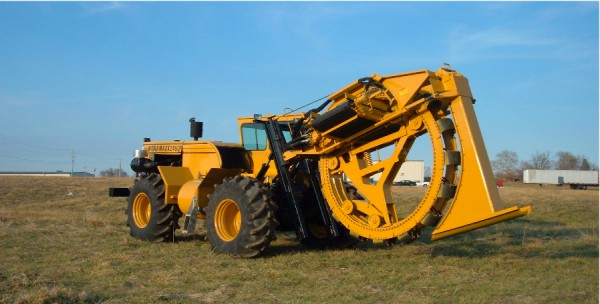 Why Trencher is a Necessary Part of Digging | Construction