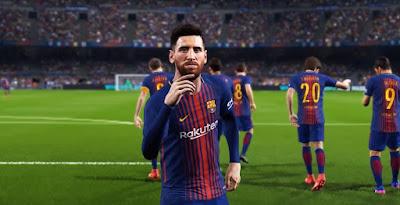 PES 2018 PC Full Version