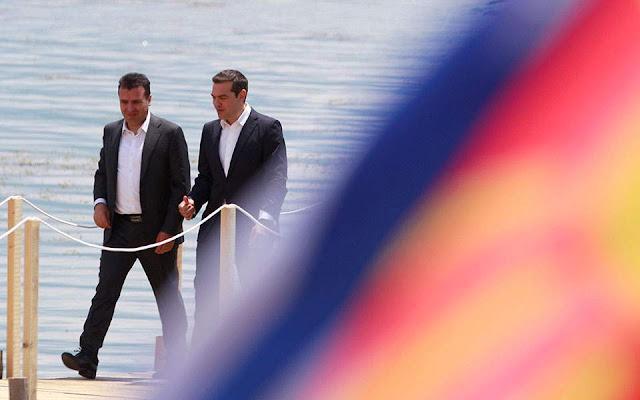 Ακύρωση της συμφωνίας των Πρεσπών μετά την επικύρωση;