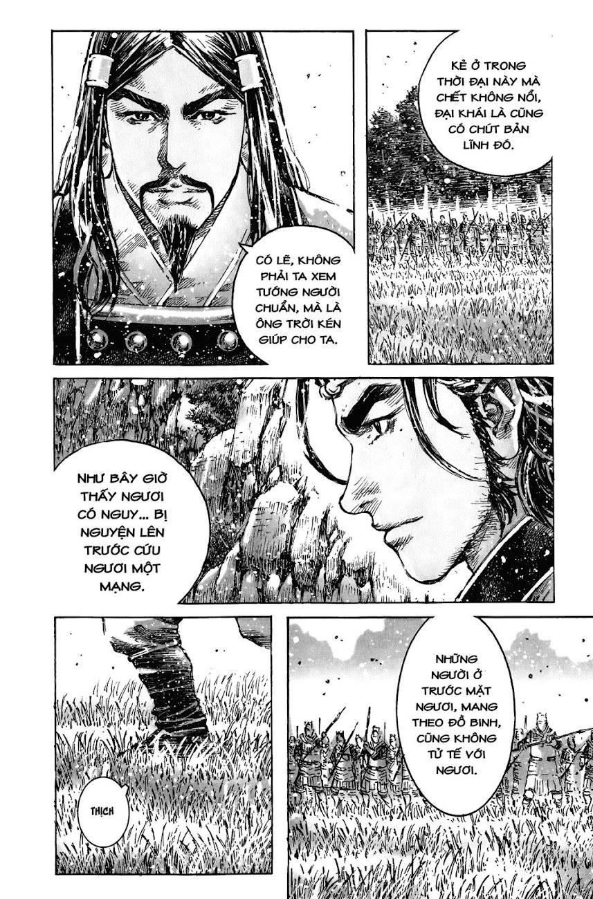 Hỏa phụng liêu nguyên Chương 472: Thân tướng thích khách [Remake] trang 19