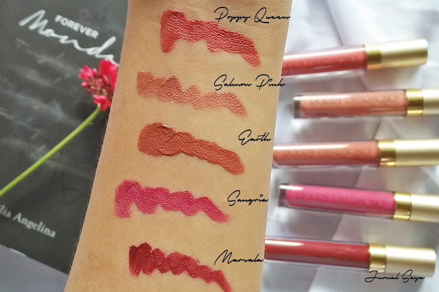 poppy dharsono lip cream