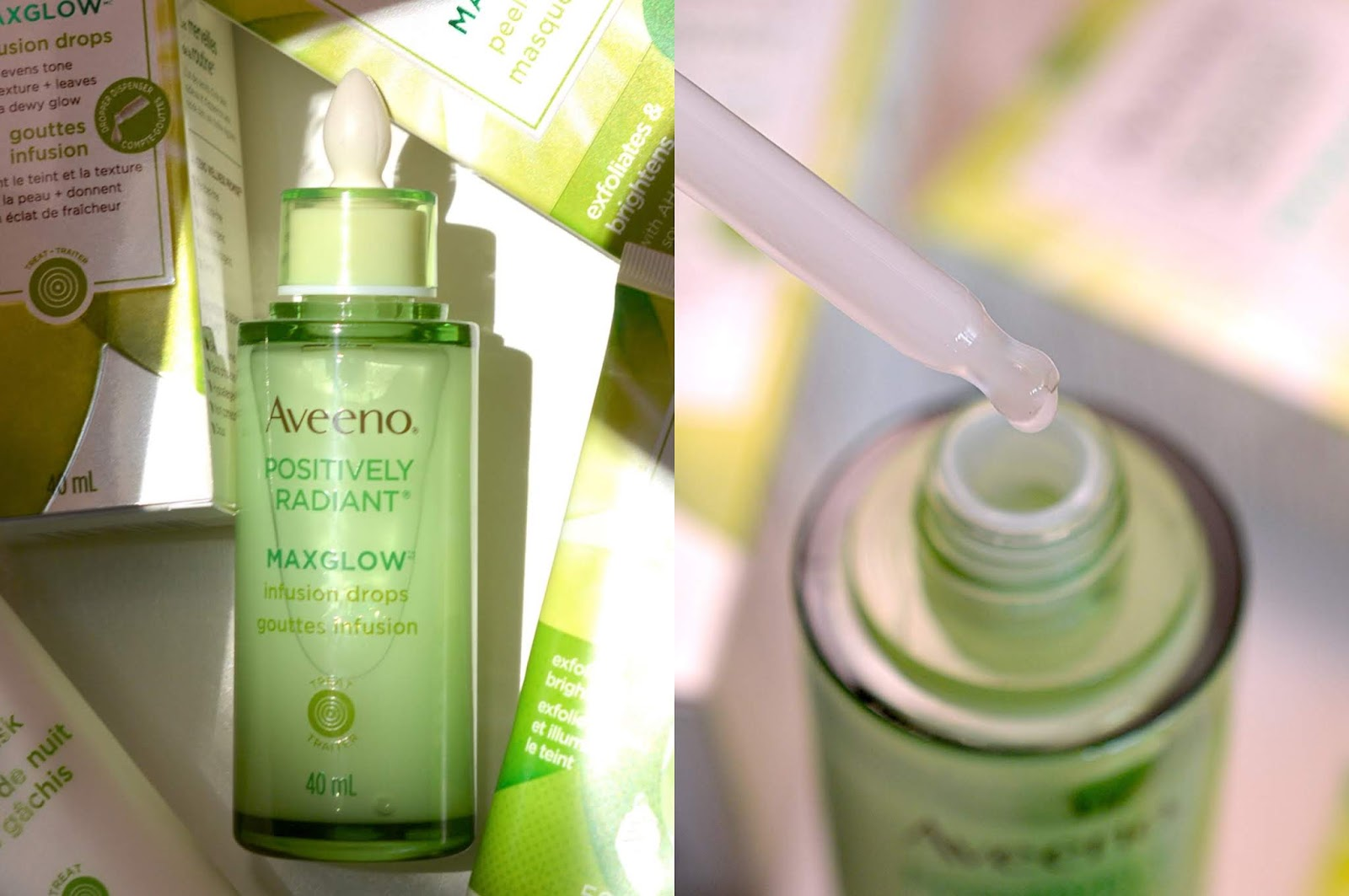 AVEENO MAXGLOW Serum