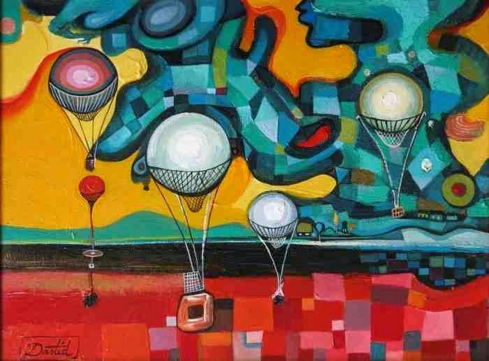 Фантазия и мечты. Dastid Miluka