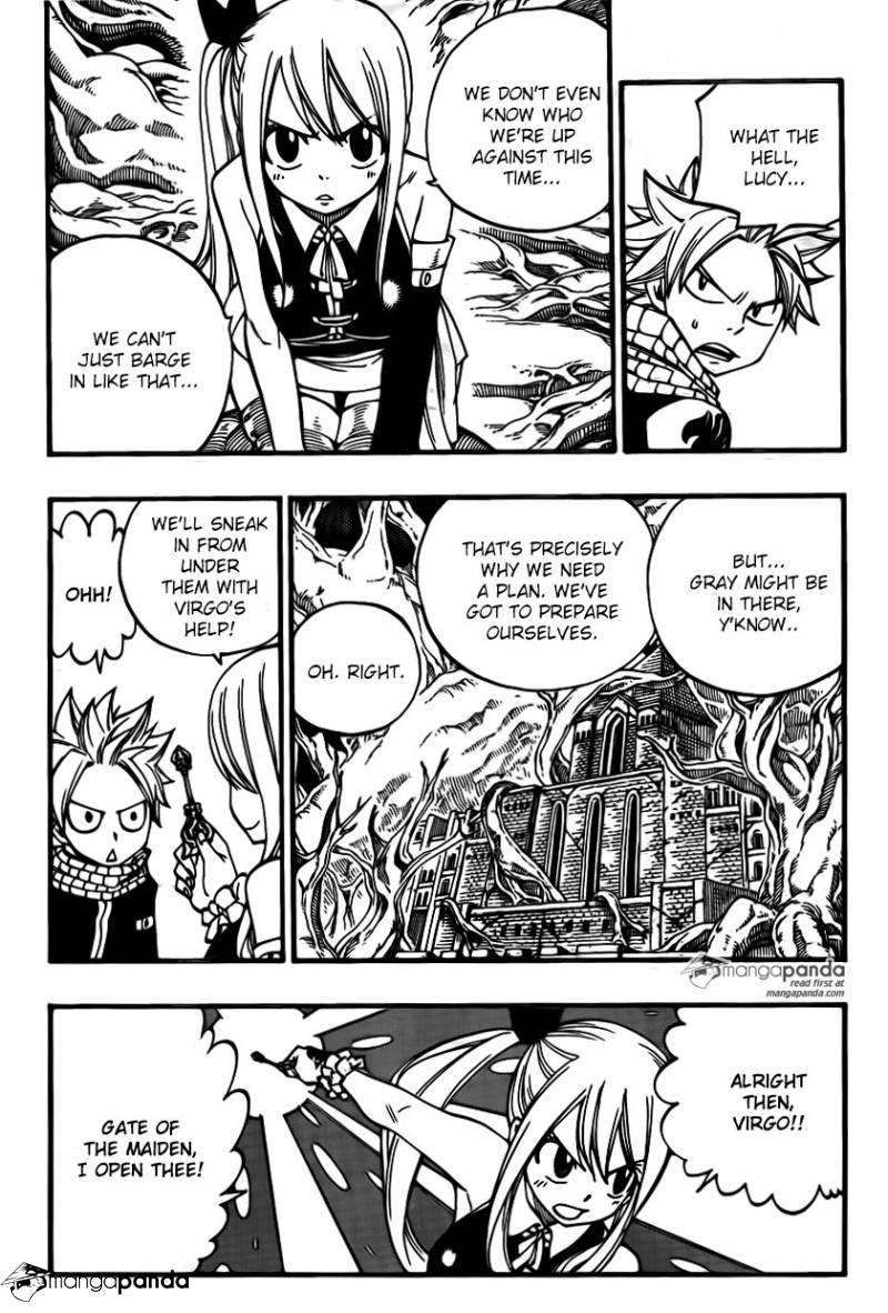 Fairy Tail - Chapter 435