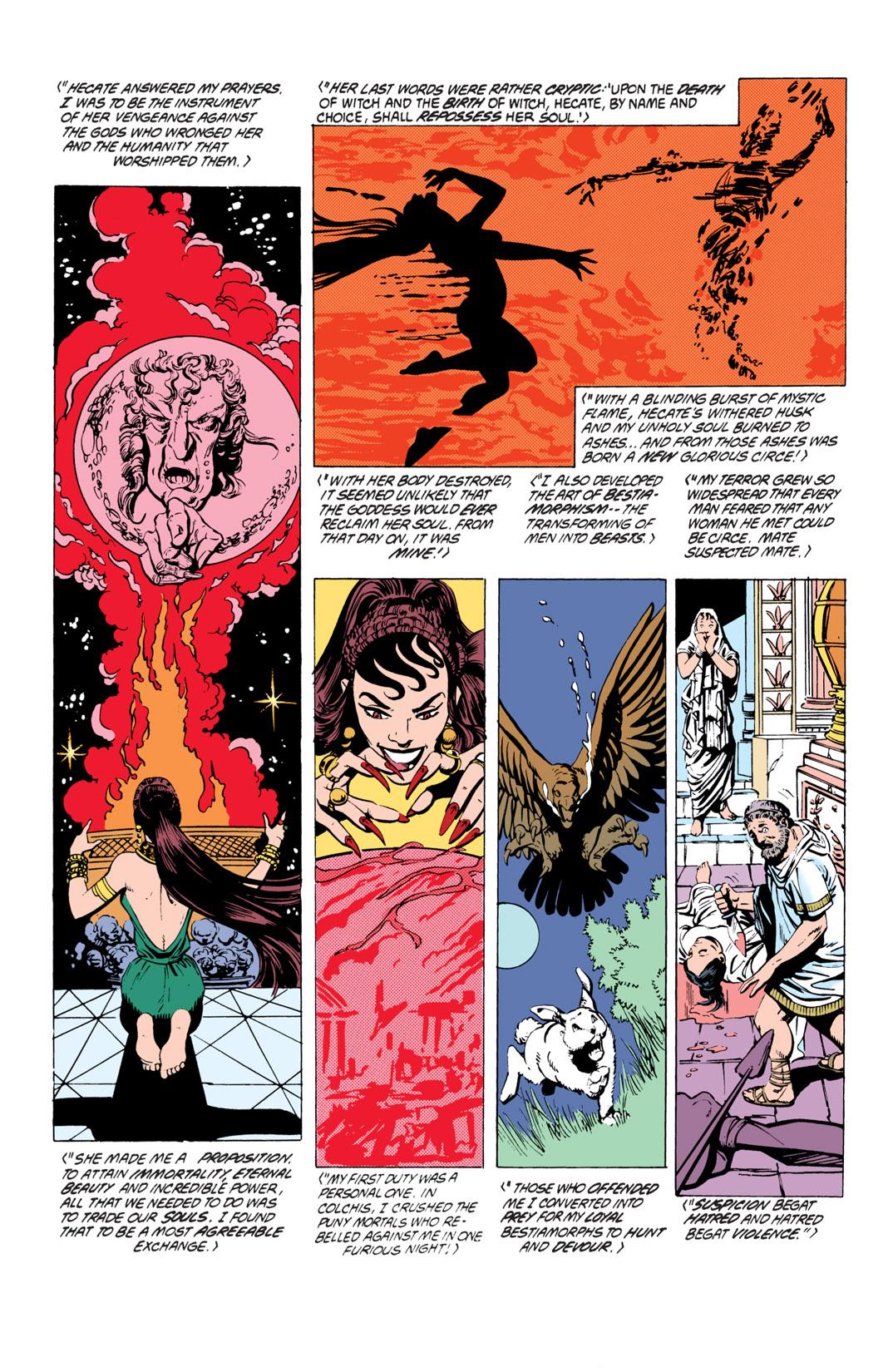 Read online Wonder Woman (1987) comic -  Issue #19 - 12