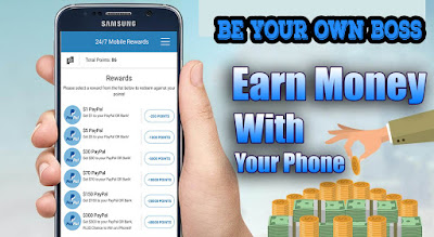Earn As Much As $100 - $200 a DAY