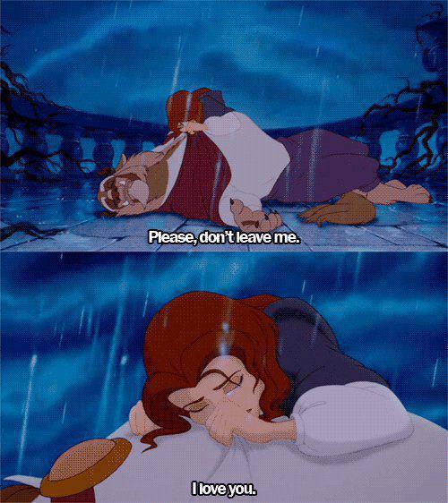 Please don't leave me I love you | Quotes and Movies