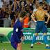 Real Madrid venció a Barcelona en la ida de la Supercopa de España