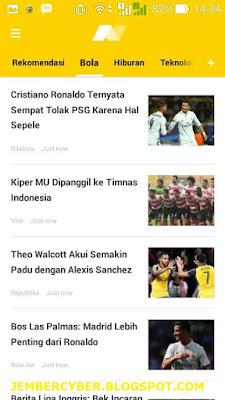 UC News - Trending News Browser Pro APK-jembercyber3