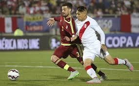 Perú vs Venezuela en Eliminatorias Sudamericanas, Mundial Rusia 2018