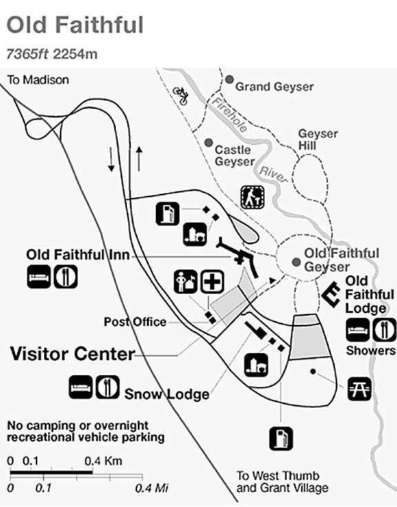Brochure Zafira Pics: Free Brochure Yellowstone National Park