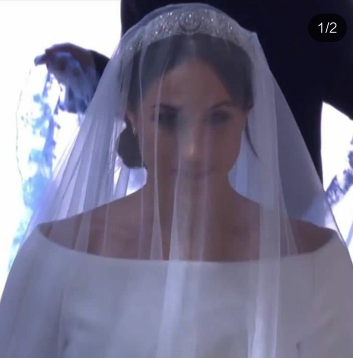 Foto-foto Perkahwinan Diraja Prince Harry & Meghan Markle