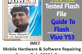Vivo Flash File Firmware - IMET Mobile Repairing Institute IMET