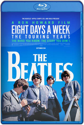 The Beatles: Eight Days a Week The Touring Years (2016) HD 1080p Subtitulado